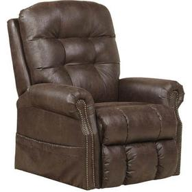 Ramsey Power Lift Recliner Lay Out Recliner with Heat/Massage
