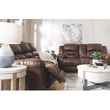 Stoneland Chocolate Reclining Sofa & Loveseat