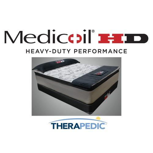 Medicoil HD 1000 Latex Mattress