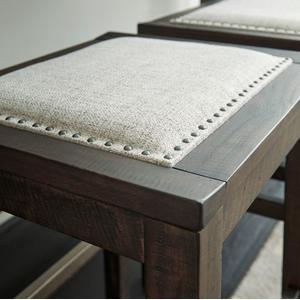 Ashley Furniture - Hallishaw 4 Piece Bar Set