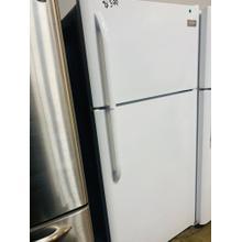 See Details - Frigidaire 18 Cu. Ft. Top Freezer Refrigerator   TMWH30-U  SERIAL #130