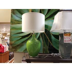 Avery Green Table Lamp (L/STLA1008)
