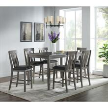GLEN OAKS 7PC COUNTER DINING SET