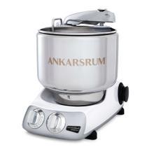 See Details - Ankarsrum 6230 Stand Mixer, 7.3-Quart, Gloss White