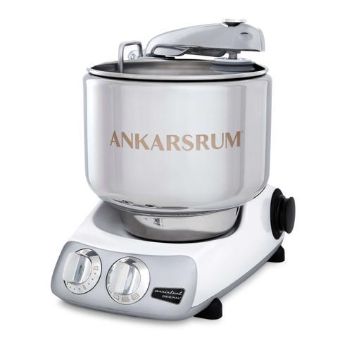 Ankarsrum - Ankarsrum 6230 Stand Mixer, 7.3-Quart, Gloss White