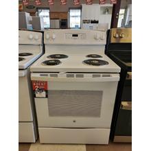 """See Details - GE® 30"""" Free-Standing Self-Clean Electric Range"""
