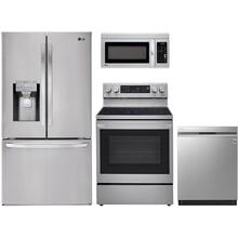 LG Stainless Package