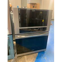 Frigidaire Gallery 30'' Electric Wall Oven/Microwave Combination **OPEN BOX ITEM** West Des Moines