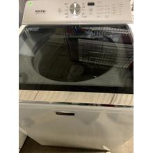 USED-  4.7cu.ft.Top Load Washer with the Deep Fill Option and PowerWash- HETLWASHCBRO-U SERIAL #3