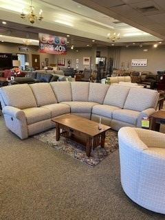 See Details - Sectional Smith Brother
