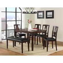 Sedona 6 PC. Dining Set