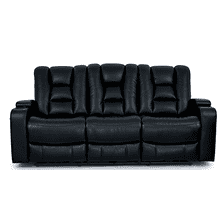 Dual Pwr Reclining w/ Pwr Head Rest Sofa