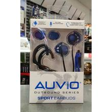 Auvio Outbound Series Sport Earbuds