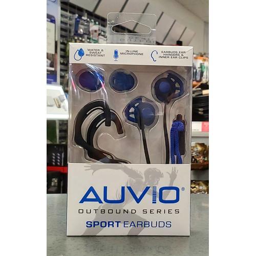 Auvio Outbound Series Sport Earbuds
