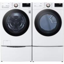 LG Ultra Large Capacity Washer & Electric Dryer
