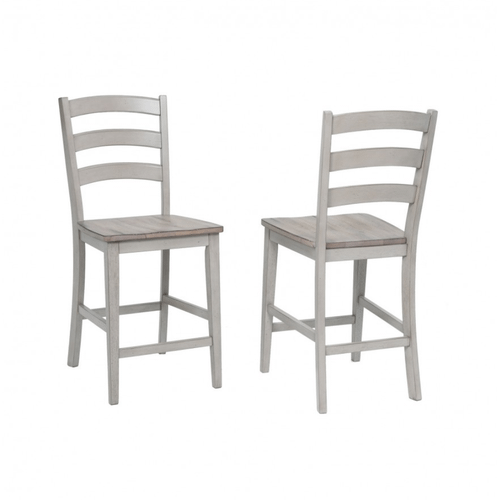 Winners Only - Arched Ladderback Barstool