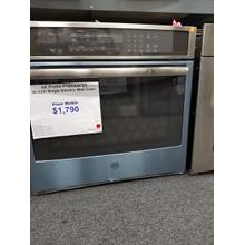 "GE Profile 30"" Electric Wall Oven PT9050SFSS (FLOOR MODEL)"