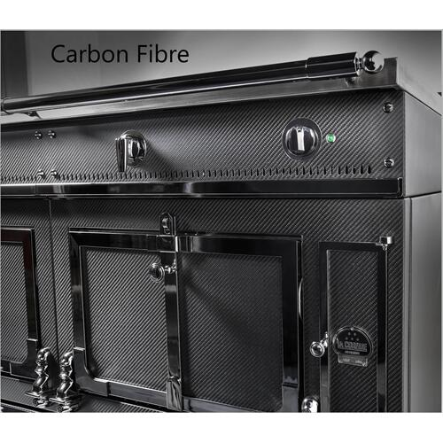 Chateau 150 (K6) - 2-Gas Burners - 1-French Plaque  - 1-Maxi Burner - 1-Lava-Rock Grill