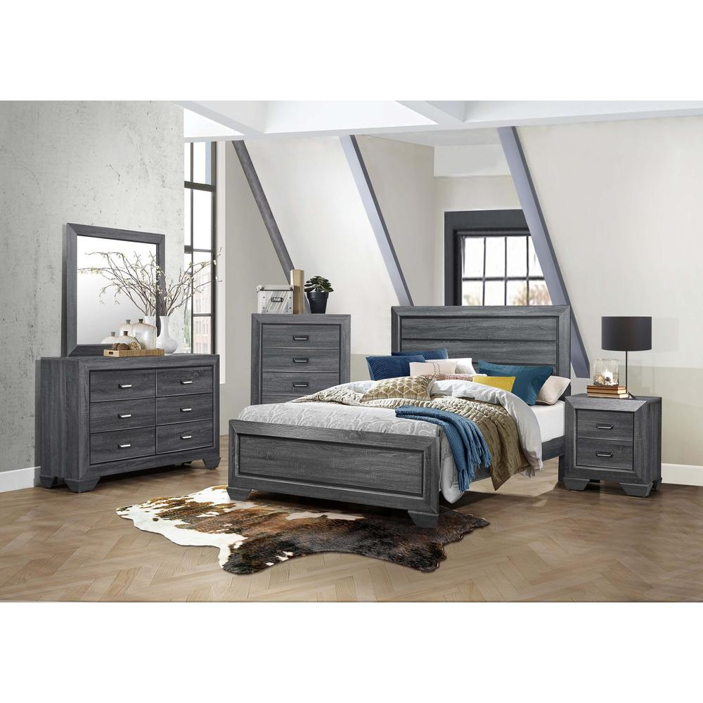 Beechnut 4Pc Full Bed Set