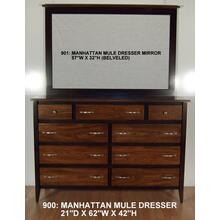 Manhattan Mule Dresser