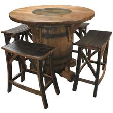See Details - 5-Piece Bar-Height Dinette