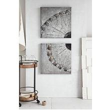 Home Accents Ferris Wheel Wall Art