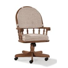 Classic Oak Tilt/Swivel Chair