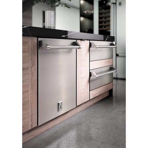 "24"" Fully Integrated Dishwasher"