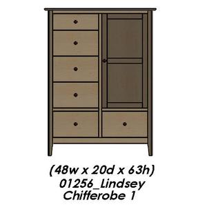 Palettes By Winesburg - Lindsey Armoire1