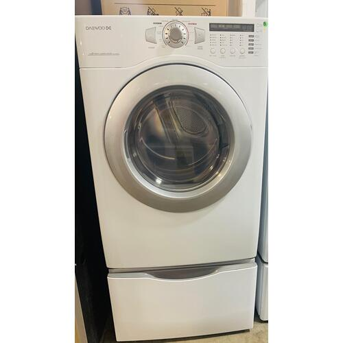 USED- 7.0 cu.ft. Super Capacity Dryer -- FLDRYE27W-U Serial #18