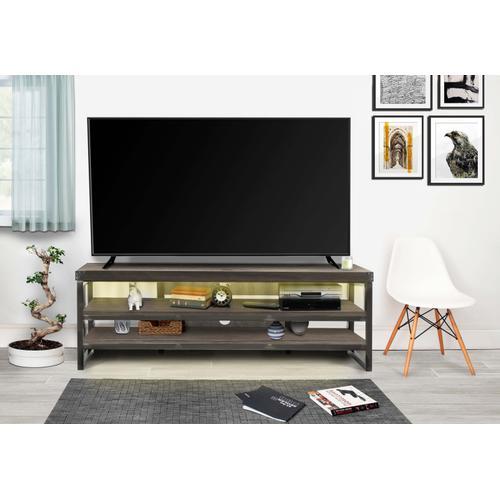 """Marlow 73"""" TV Stand - Bay Oak"""
