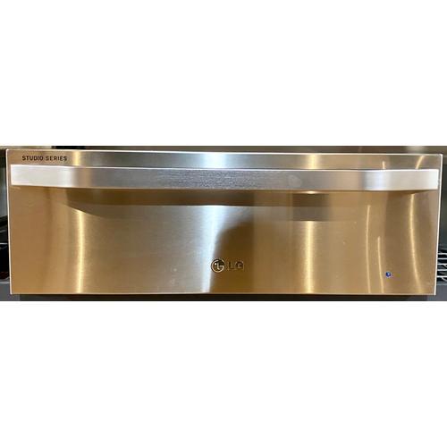 "Product Image - LG LSWR300ST   Studio - 30"" Warming Drawer"