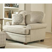Farmington Chair in Buff Fabric