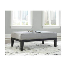Gilmer Oversized Accent Ottoman