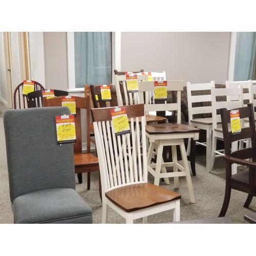Amish Craftsman - Chairs