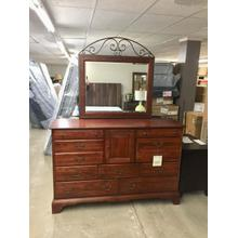 View Product - Dresser and Mirror Set
