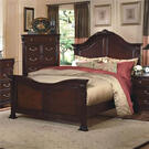The Emilie King Tudor Brown Poster Bed Product Image
