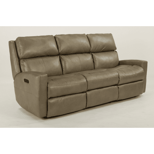 Flexsteel - Catalina Leather Reclining Sofa