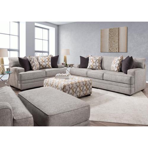Franklin Furniture - FRANKLIN 95340-3932-25 Protege Crosby Dove Sofa