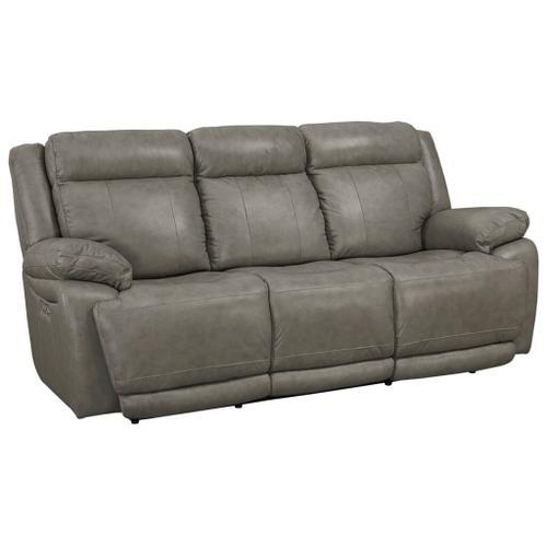 Evo Power Reclining Sofa w/ Adjustable Headrest
