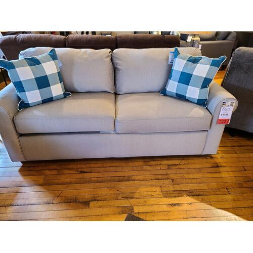 CLEARANCE Harmony Neutral Sofa