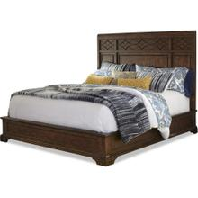 Trisha Yearwood Queen Panel Bed