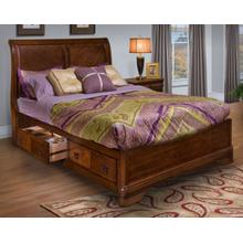 See Details - Sheridan Queen Bed with Storage