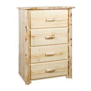 Best Craft Furniture - RRP507  4-Drawer Chest