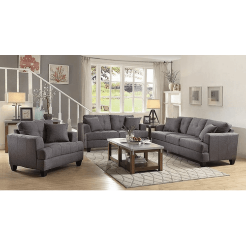 Packages - Samuel Sofa and Love Seat
