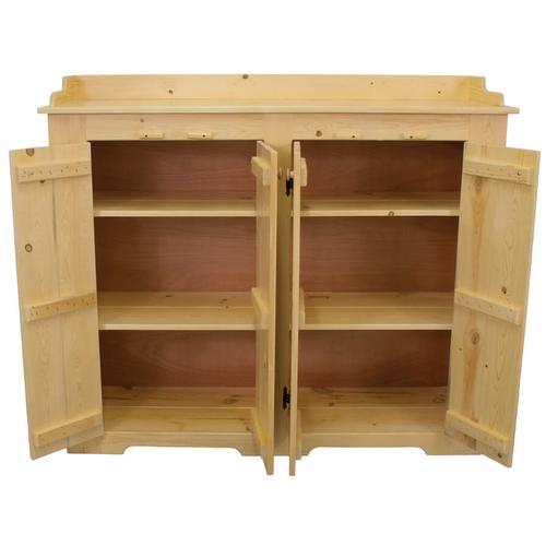 Best Craft Furniture - BW997 X-Large Jelly Cabinet