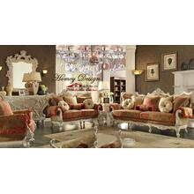 Homey Desing HD108 Living room set Houston Texas USA Aztec Furniture