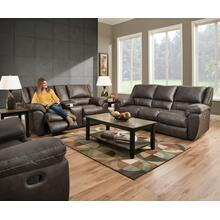 Shiloh Granite Reclining Sofa and Loveseat (50433BR)