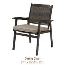 See Details - Glenwood Collection Dining Chair