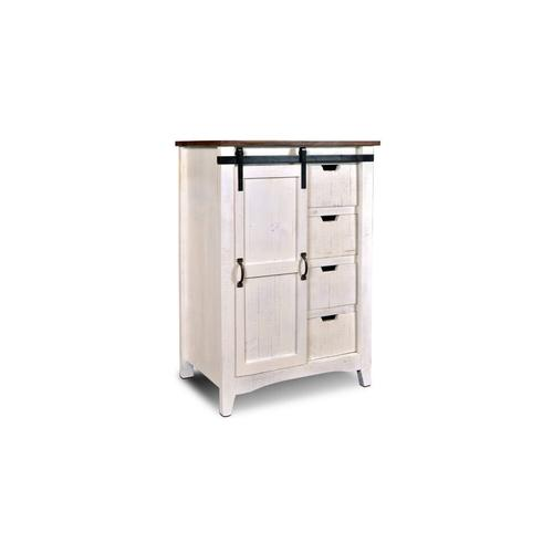 Plaza Four Drawer Chest